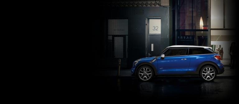 MINI driving. MINI driving insurance. MINI Alloy Wheel Insurance.