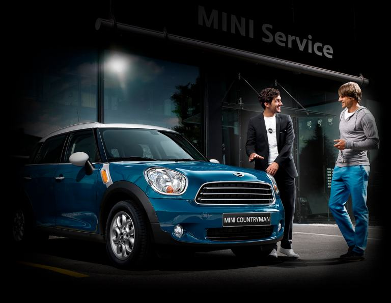 MINI value service