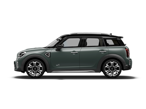 新一季MINI COUNTRYMAN